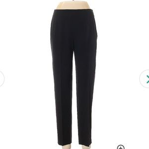 Nordstrom high waist cropped . Stretchy slacks.